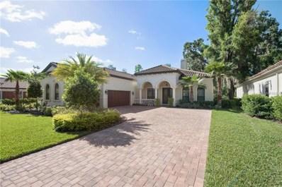 1810 Bella Lago Lane, Tampa, FL 33618 - MLS#: T2939545