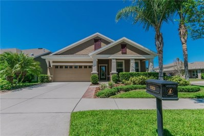 5323 Crosscourt View Drive, Lithia, FL 33547 - MLS#: T2939591
