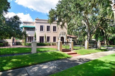819 Grove Park Avenue, Tampa, FL 33609 - MLS#: T2939654