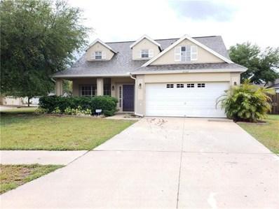 6502 Summer Cove Drive, Riverview, FL 33578 - MLS#: T3100171