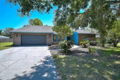 5526 Rick Drive, Zephyrhills, FL 33541 - MLS#: T3100416
