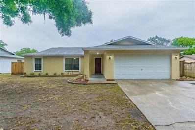 15109 N Summerwind Drive W, Tampa, FL 33624 - MLS#: T3100496