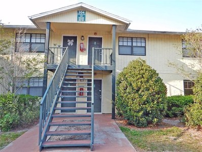 204 Poinsettia Pine Court UNIT 101, Tampa, FL 33612 - MLS#: T3100635