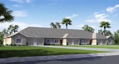 3541 Belland Circle UNIT E, Clermont, FL 34711 - MLS#: T3100678