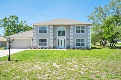 2495 Clewiston Street, Spring Hill, FL 34609 - MLS#: T3100685