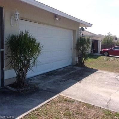 2123 15TH Place, Cape Coral, FL 33909 - MLS#: T3100687