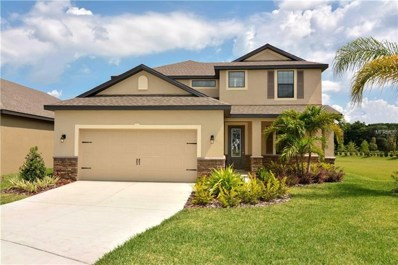 11918 Winterset Cove Drive, Riverview, FL 33579 - MLS#: T3100826