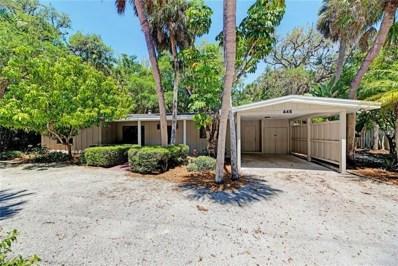 445 Reid Street, Siesta Key, FL 34242 - MLS#: T3100900