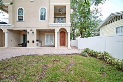 403 S Newport Avenue UNIT 1, Tampa, FL 33606 - MLS#: T3100955