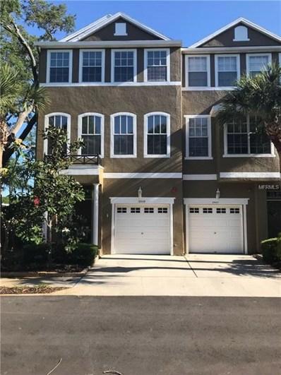 2909 Bayshore Pointe Drive, Tampa, FL 33611 - MLS#: T3101279