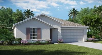 14823 Crescent Rock Drive, Wimauma, FL 33598 - MLS#: T3101328