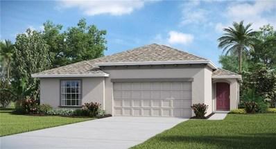 6724 Trent Creek Drive, Ruskin, FL 33573 - MLS#: T3101479