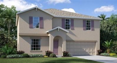 6711 Trent Creek Drive, Ruskin, FL 33573 - MLS#: T3101486