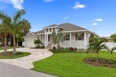 657 Ponce De Leon Drive, Tierra Verde, FL 33715 - MLS#: T3102312