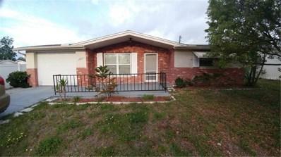 10819 Maplewood Avenue, Port Richey, FL 34668 - MLS#: T3102466