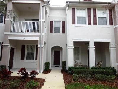 9418 W Park Village Drive UNIT 103, Tampa, FL 33626 - MLS#: T3102685