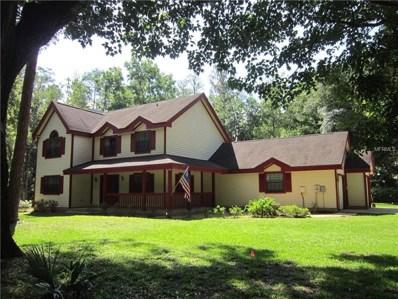 8948 Quail Run Drive, Wesley Chapel, FL 33544 - MLS#: T3102749