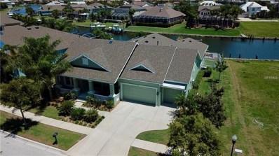 621 Manns Harbor Drive, Apollo Beach, FL 33572 - #: T3102837