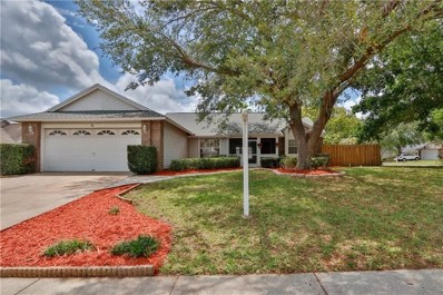 911 Valley View Circle, Palm Harbor, FL 34684 - MLS#: T3102858
