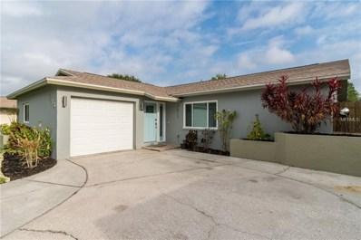 7813 Tiburon Drive, Largo, FL 33773 - MLS#: T3103111