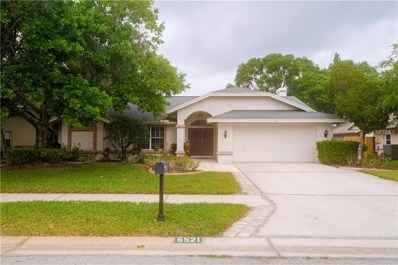 5521 Oakridge Drive, Palm Harbor, FL 34685 - MLS#: T3103246