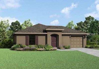 26493 Anthony Avenue, Brooksville, FL 34602 - MLS#: T3103365
