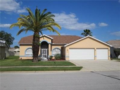 4440 Onorio Street, New Port Richey, FL 34653 - MLS#: T3103531