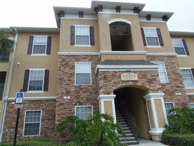 10203 Courtney Palms Boulevard UNIT 101, Tampa, FL 33619 - MLS#: T3103585