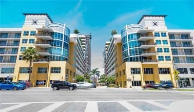 1208 E Kennedy Boulevard UNIT 823, Tampa, FL 33602 - MLS#: T3103610