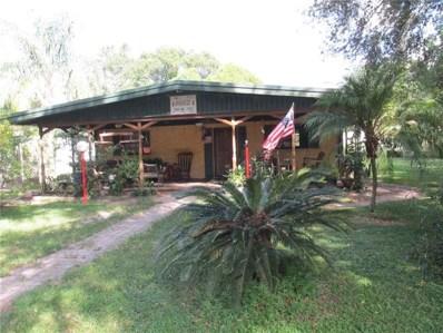 5138 Seaberg Road, Zephyrhills, FL 33541 - MLS#: T3103655