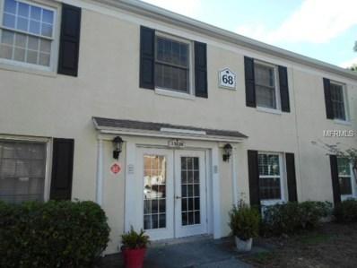 13826 Orange Sunset Drive UNIT 102, Tampa, FL 33618 - MLS#: T3103727