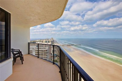 3757 S Atlantic Avenue UNIT 1903, Daytona Beach Shores, FL 32118 - MLS#: T3103731