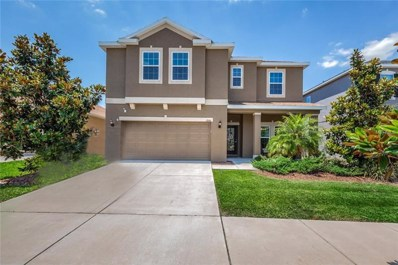 12101 Rambling Stream Drive, Riverview, FL 33569 - MLS#: T3103886
