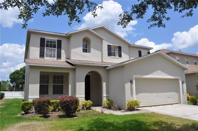 6612 Colonial Lake Drive, Riverview, FL 33578 - MLS#: T3104122