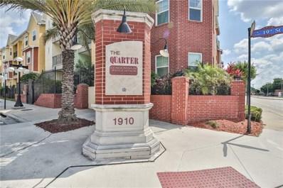 1810 E Palm Avenue UNIT 4108, Tampa, FL 33605 - MLS#: T3104191