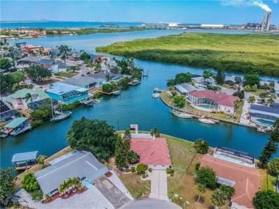 1021 Sago Palm Way, Apollo Beach, FL 33572 - MLS#: T3104253