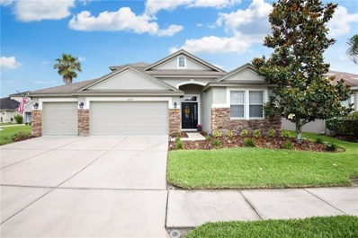 4250 Knollpoint Drive, Wesley Chapel, FL 33544 - MLS#: T3104347