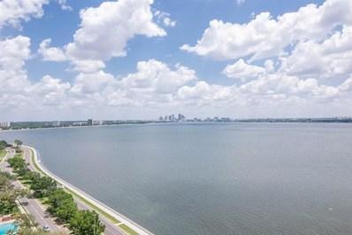 4201 Bayshore Boulevard UNIT 1804, Tampa, FL 33611 - MLS#: T3104374