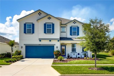 7340 Milestone Drive, Apollo Beach, FL 33572 - MLS#: T3104391