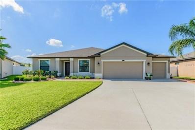 14229 Alistar Manor Drive, Wimauma, FL 33598 - MLS#: T3104778