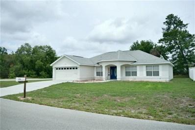 1219 Aladdin Road, Spring Hill, FL 34609 - MLS#: T3104871