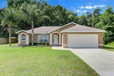13462 Coronado Drive, Spring Hill, FL 34609 - MLS#: T3104931