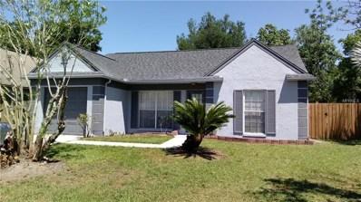 1668 Palm Leaf Drive, Brandon, FL 33510 - MLS#: T3104941