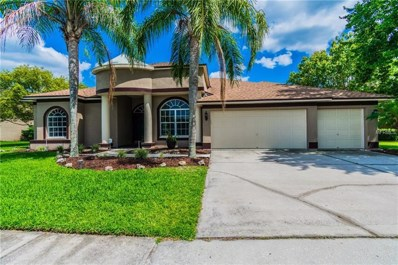 4312 Harbor Lake Drive, Lutz, FL 33558 - MLS#: T3105194