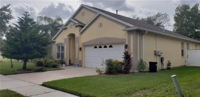 6527 Summer Cove Drive, Riverview, FL 33578 - MLS#: T3105289