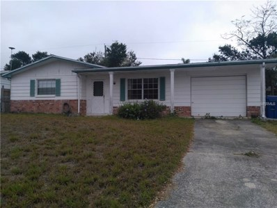3710 Kingsbury Drive, Holiday, FL 34691 - MLS#: T3105292
