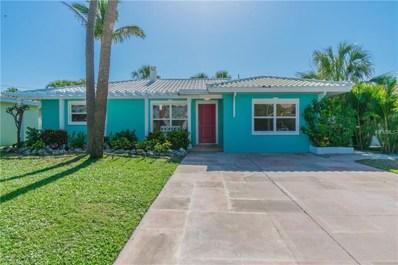 915 Lantana Avenue, Clearwater Beach, FL 33767 - MLS#: T3105338