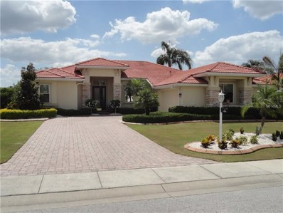 1315 Crystal Greens Drive, Sun City Center, FL 33573 - MLS#: T3105365