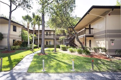 2667 Sabal Springs Circle UNIT 105, Clearwater, FL 33761 - MLS#: T3105462
