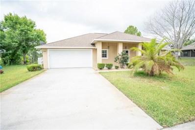 848 Parkwood Avenue, Titusville, FL 32796 - MLS#: T3105525